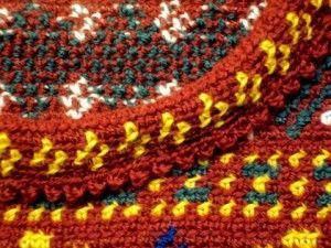 Perinnepaitaa kesyttämässä- Korsnäsin villapaidan tekemisestä | KÄSITYÖN BLOGEJA -sivusto. Kokemuksia Korsnäsin villapaidan neulomisesta ja virkkaamisesta