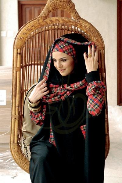 arabic abaya, i love this