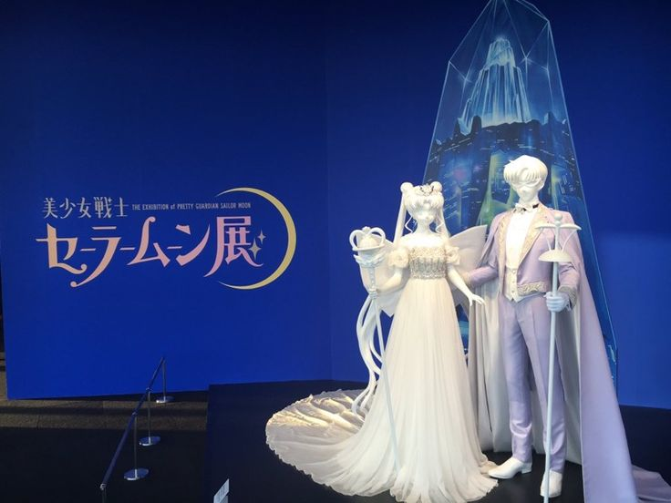A First Look Inside the Sailor Moon Museum Exhibit...hopefully this will still be open when I finally get around to a Japan trip!!