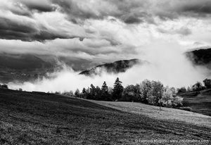Misty mountains #dolomiti #trentino #bolzano #collalbo #photography #street #nikon #picture