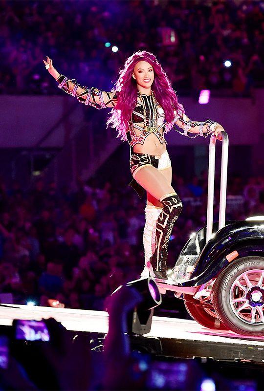 The Boss at Wrestlemania 33