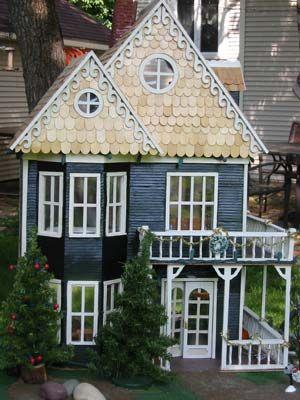 victorian dollhouses | Victorian Dollhouse