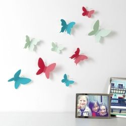 Umbra Vlinders Mariposa Wanddecoratie kopen? Bestel bij fonQ.nl