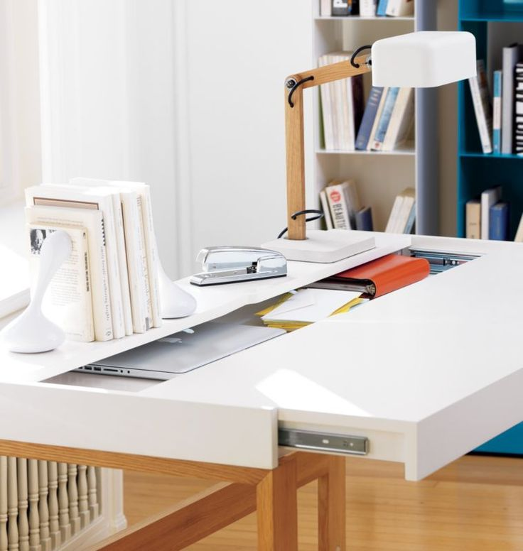 Cool Desks That Make You Love Your Job Hidden