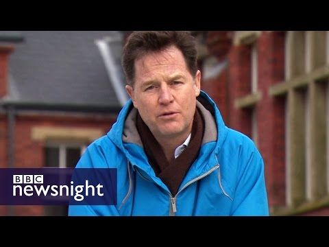 Nick Clegg - Why did Ebbw Vale vote for Brexit.