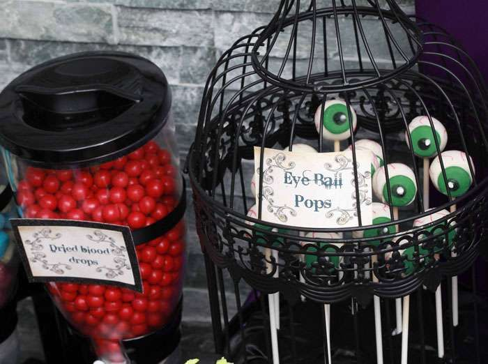 Haunted House Birthday Party Ideas | Photo 1 of 26 | Catch My Party