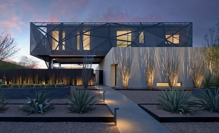 Curated top 50 modern homes of all time accordingly to Architectural Beast.