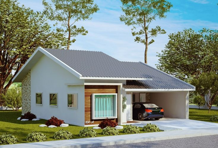 104-A – Modelos de Casas – esq