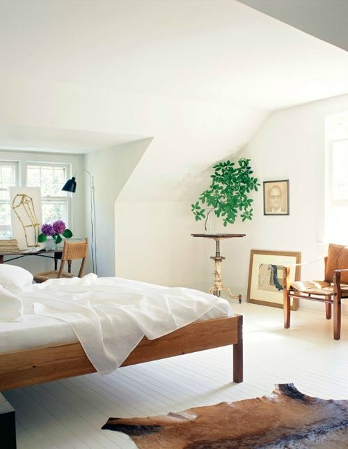 Raw wood white design pinterest ikea bed frames for Raw wood bed frame