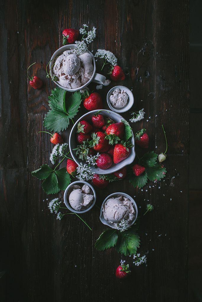 Croatia Photography, Styling, & Truffle Foraging Workshop + Strawberry Vanilla Toasted Oak Ice Cream