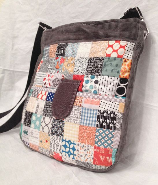 Patchwork Purse | Flickr - Photo Sharing!