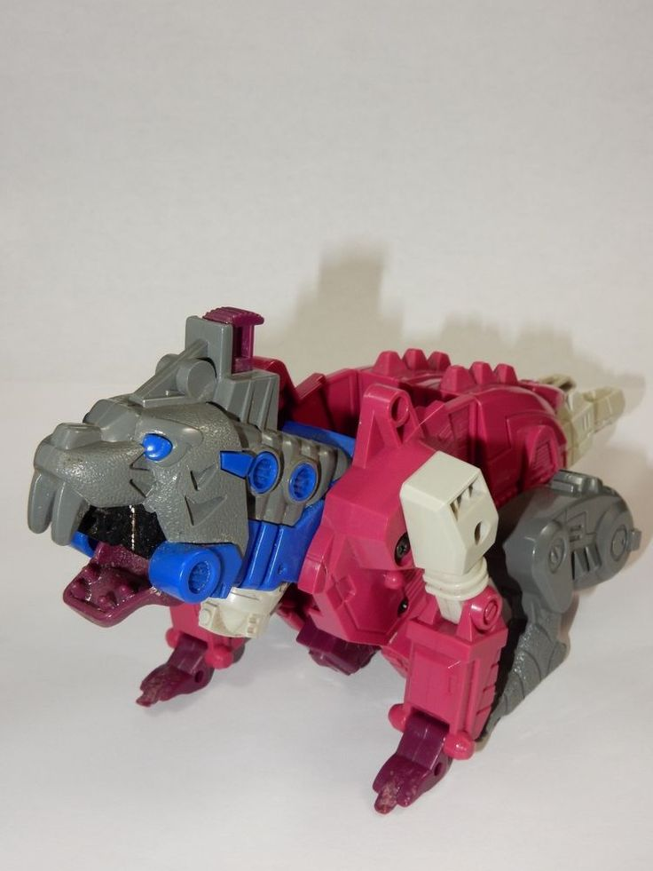 Hasbro 1987 Takara Transformers Original G1 Monsterbot Grotusque Action Figure #Hasbro
