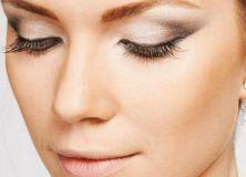 Makeup sposa capelli  e occhi scuri