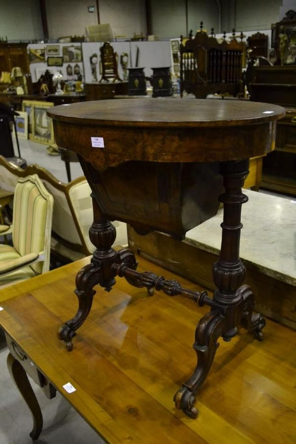 Antique 19th century work table  Approx 72 cm high Estimate      Price. 244 best Sun Street Furniture images on Pinterest   Street