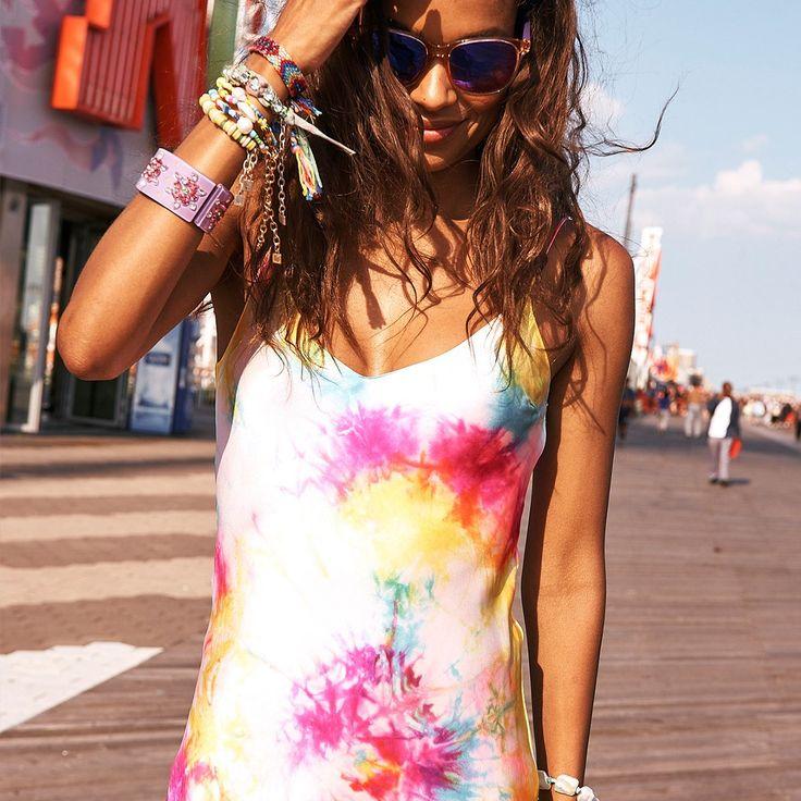 Park Art My WordPress Blog_Tie Dye Slip Dress Silk