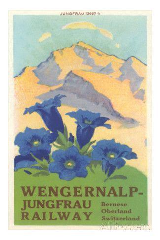 Wengernalp Jungfrau