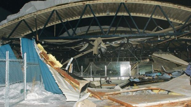 1000 Images About Roof Collapse Edmonton Roof Snow