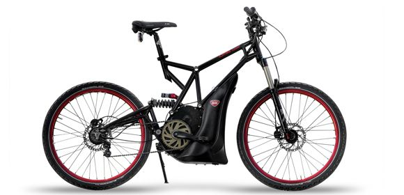 E-Bike Pedelec Thrid Element eSpire Comp