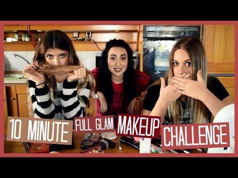10 Minute Full Glam Makeup Challenge | katerinaop22 http://makeup-project.ru/2017/10/28/10-minute-full-glam-makeup-challenge-katerinaop22/