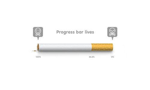 35 Beautiful Progress Bar Designs