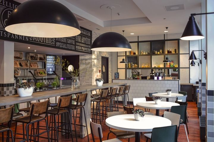 CiCO Canteen by studiomfd, Breda – Netherlands » Retail Design Blog