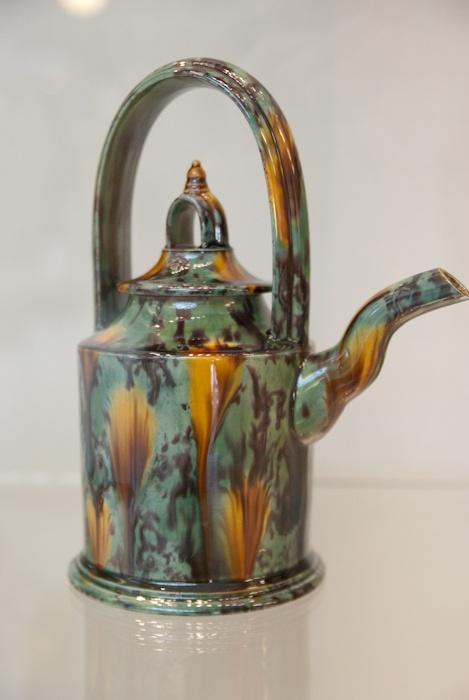 Welsh teapot