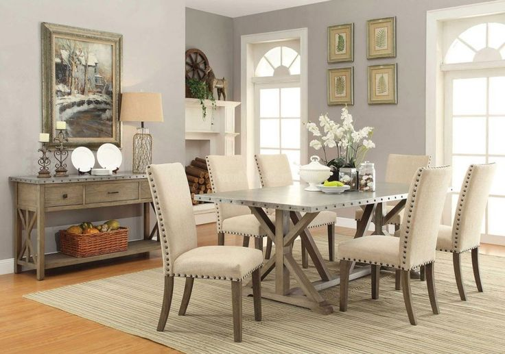 Dining Room Beautiful Dining Room Sets Have Dining Table 6 Chairs Front Lampshade And Candle Lamp On The Wood Table With Storage Above Laminate Wood Floor Tips in Searching for Discount Dining Room Sets