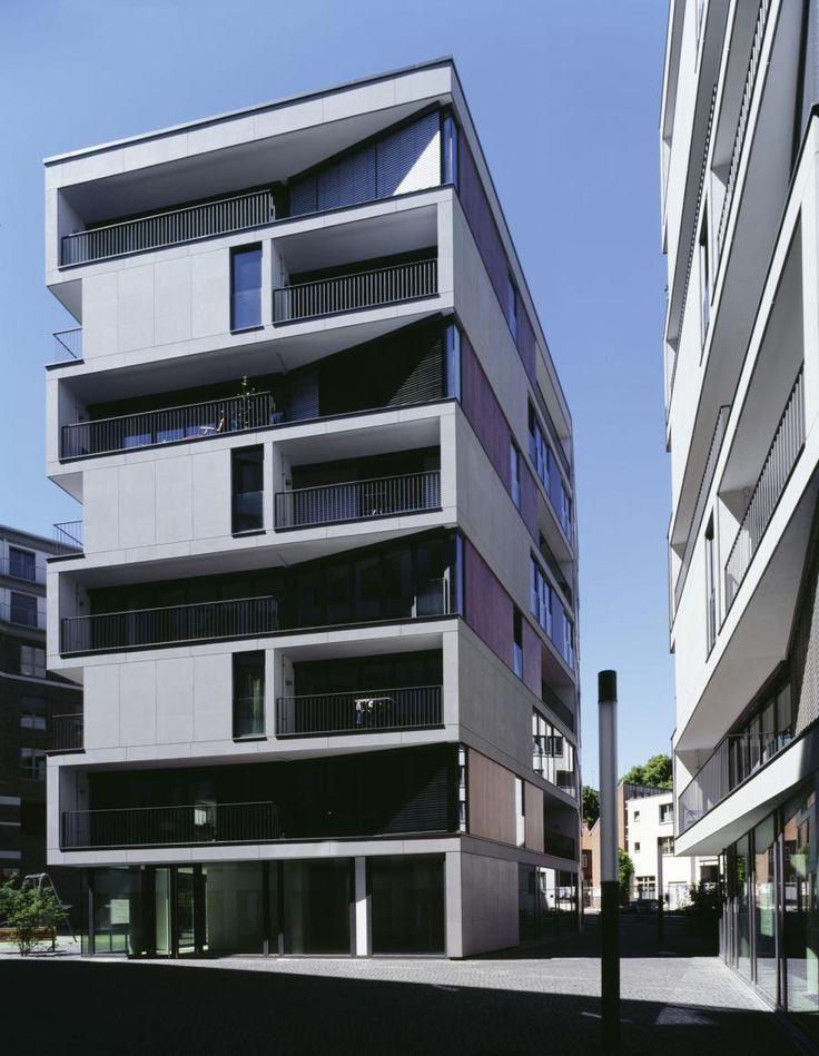 Residence Brahmsquartier   CARSTEN ROTH ARCHITEKT