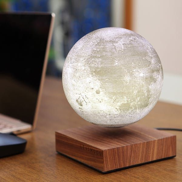 LeviMoon Levitating Moon Light