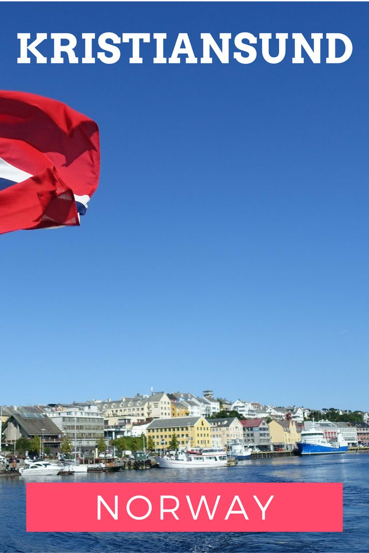 Kristiansund Norway: The little town with the big personality.