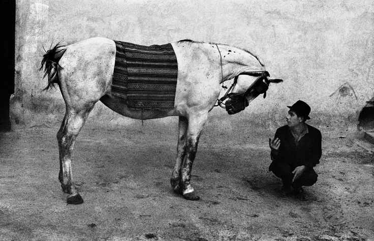 Romania, 1968; photo by Josef Koudelka