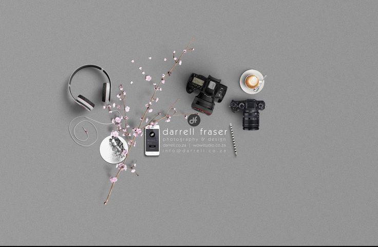 Darrell Fraser Photography Branding