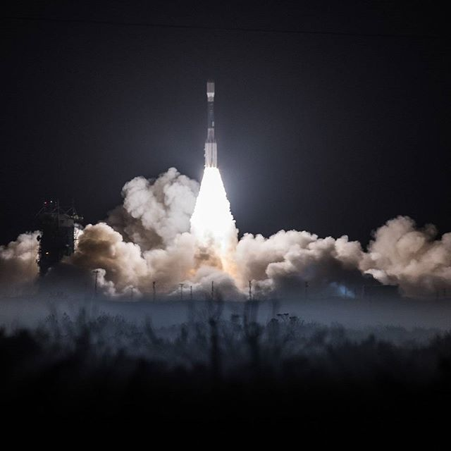 nasa The 3rd time was a charm for @NOAA's Joint Polar Satellite System-1 (JPSS-1)! It lifted off on a @Ulalaunch Delta II rocket from Vandenberg Air Force Base, California, at 4:47 a.m. EST on Saturday, Nov. 18, 2017. Approximately 63 minutes after launch, the solar arrays on JPSS-1 deployed and the spacecraft was operating on its own power and was on its own orbit.  JPSS-1 is equipped with five instruments, each of which is significantly upgraded from the instruments on NOAA's previous…