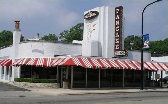 Walker Bros Original Pancake House in Wilmette, Illinois