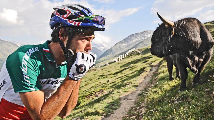 THE BEAUTY OF A NEW JOURNEY - MARCO AURELIO FONTANA IN LIVIGNO // Mountain Biking Videos on MPORA