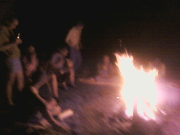 Campfires are wonderful