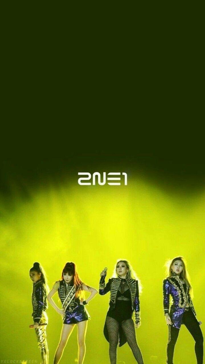 2ne1 forever
