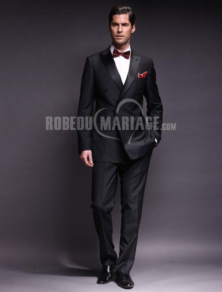 Magnifique costume homme pas cher satin confortable [#ROBE209779] - robedumariage.com