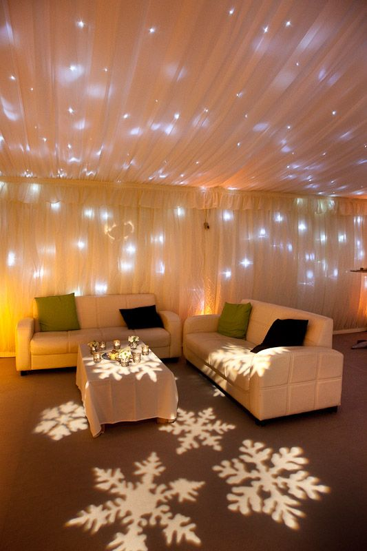 Winter Wedding Marquee Hire In Oxfordshire Good Intents