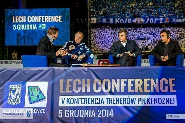 2 część podsumowania V edycji Lech Conference • Konferencja Lecha Poznań dla trenerów piłkarskich • Zobacz podsumowanie szkolenia >>