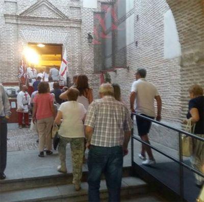 Más de 1.600 turistas extranjeros visitaron Medina del Campo (Valladolid) durante el verano http://www.revcyl.com/web/index.php/cultura-y-turismo/item/9737-mas-de-1-600