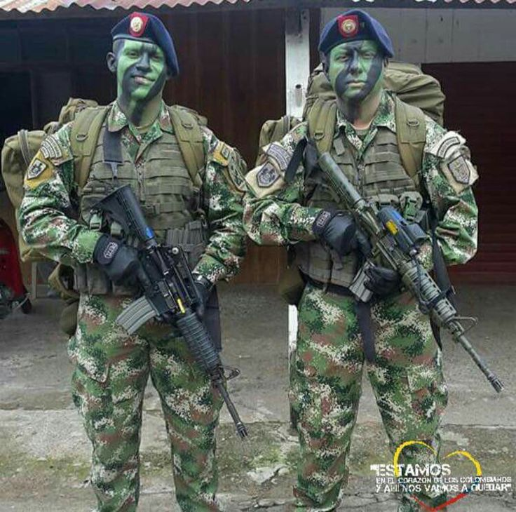Colombian Special Forces