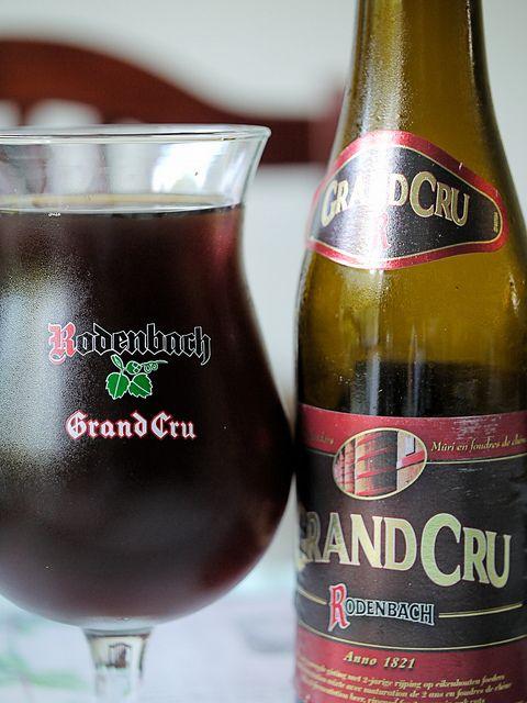 Rodenbach Grand Cru  |  Flanders Red Ale  |  6% ABV  |  Belgium