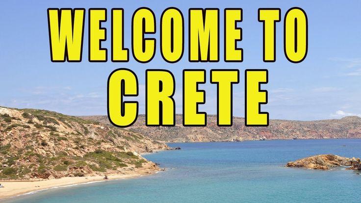 Welcome To Crete - HD Video Promoting The Crete Island Greece
