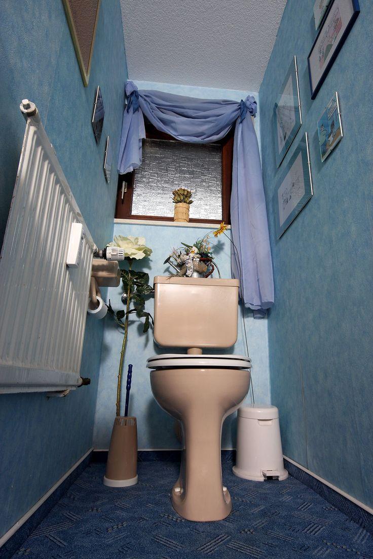 Bei Inkontinenz ist der Gang zur Toilette häufig