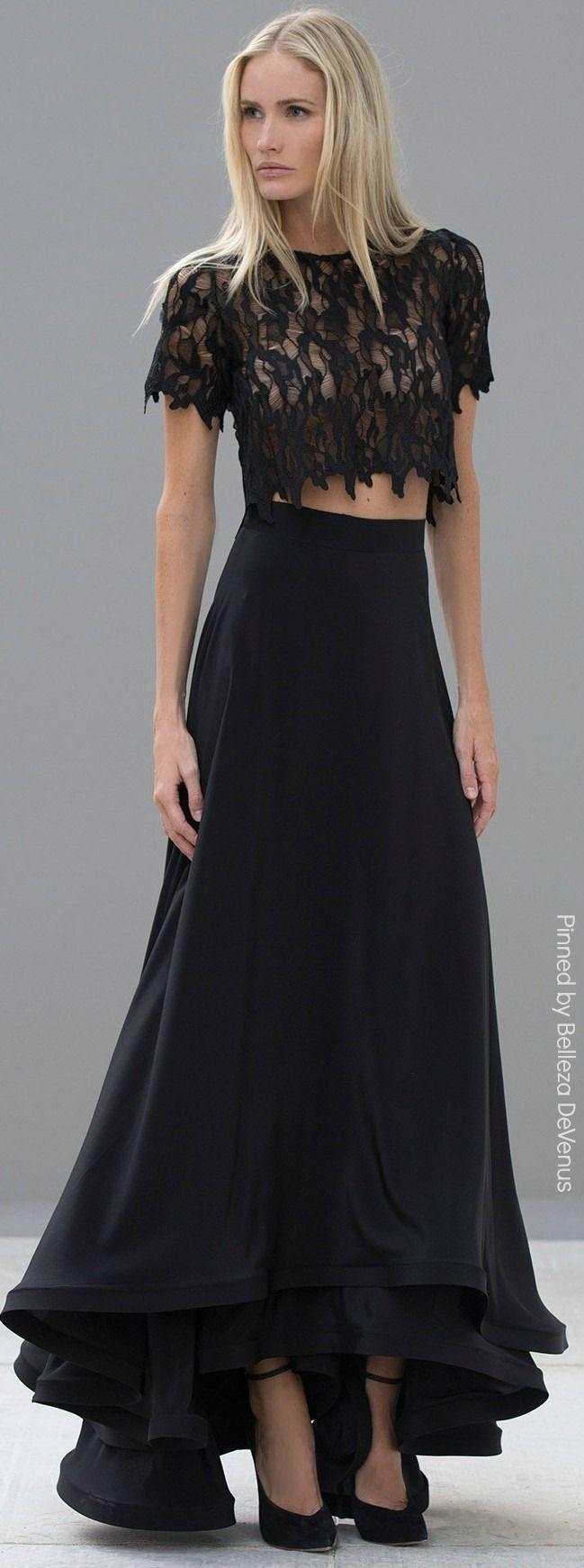 Best 20+ Black maxi skirt outfit ideas on Pinterest   Summer maxi ...