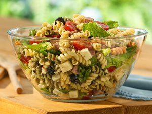 PASTA SALAD RECIPES!