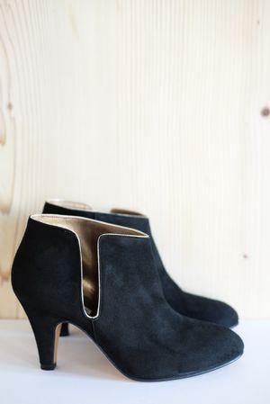 Boots Fifty Five Black Patricia Blanchet - Bonny