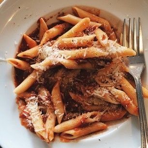 Penna alla Norma at Speranza   21 Incredible Things To Eat In Belfast Right Now