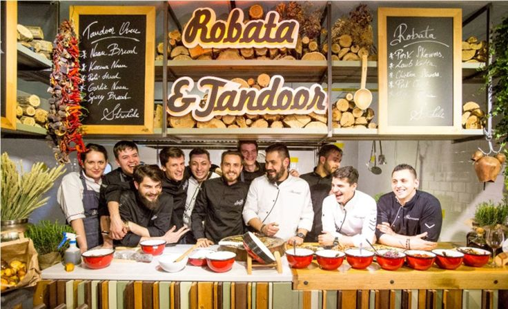 Chef Foa lanseaza un nou proiect de restaurant: bdquo;street food si bdquo;live cooking la Stradale - www.foodstory.ro